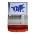 KDT PS-128K Dinamik Flaşörlü 128dB Harici Siren